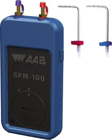 Wireless Dual Input Manometer Kit