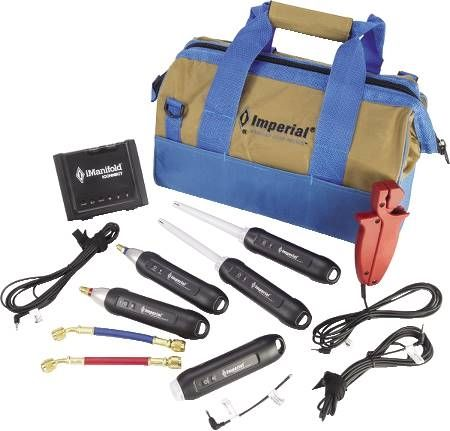 iConnect Performance Test Kit with Airflow Measurement
