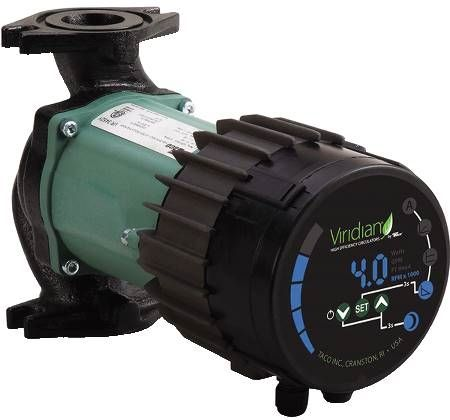 Viridian ECM Circulator
