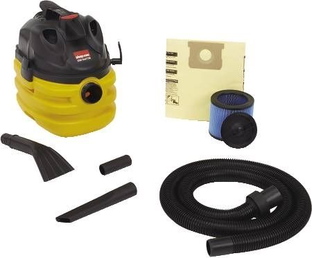 5 Gallon Hawkeye Wet/Dry Vacuum