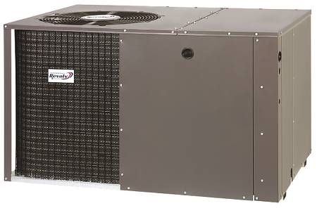 Manufactured Housing Single Packaged Heat Pump 14 SEER, 2 Ton, Single-Phase, R410A