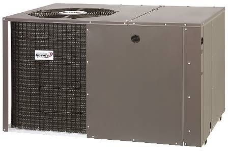 Manufactured Housing Single Packaged Heat Pump 14 SEER, 2-1/2 Ton, Single-Phase, R410A