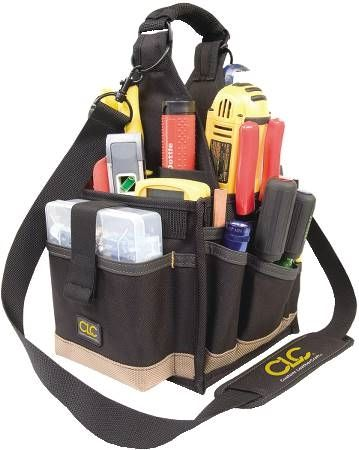 25-Pocket Electrical and Maintenance Tool Carrier