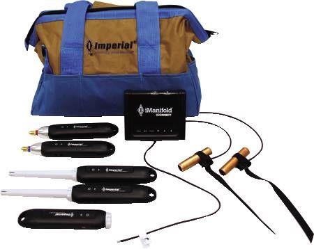 iConnect Residential Test Kit with Airflow Measurement